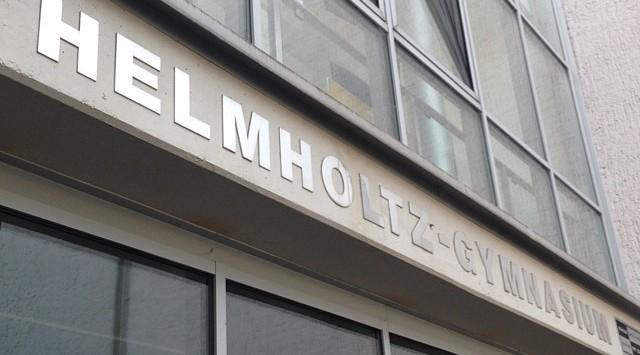 Helmholtz-Gymnasium Bielefeld entry